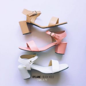Block Heels Kylaine 3