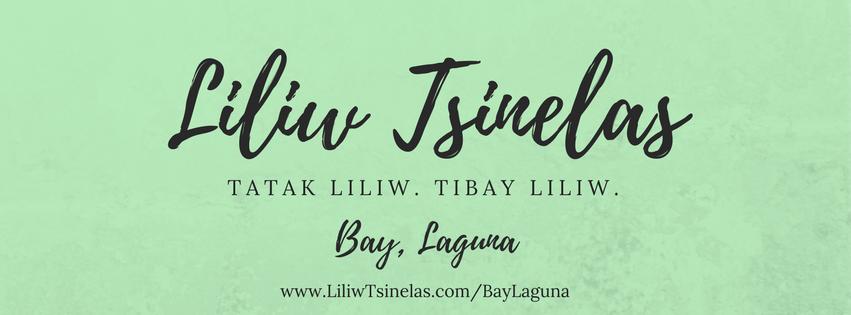 Liliw Tsinelas in Bay Laguna