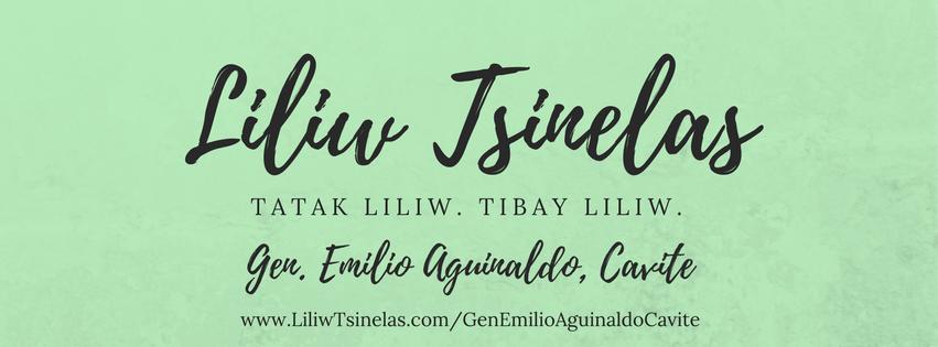 Liliw Tsinelas in Gen.Emilio Aguinaldo Cavite